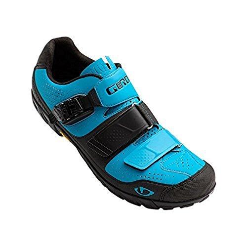 Giro Terraduro Schoenen & E-tip Handschoenbundel Blauw Juweel / Zwart