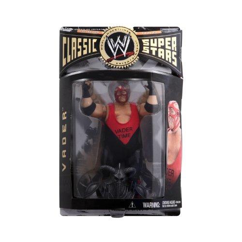 WWE Classic Superstars VADER Series 8 Wrestling Figure Jakks