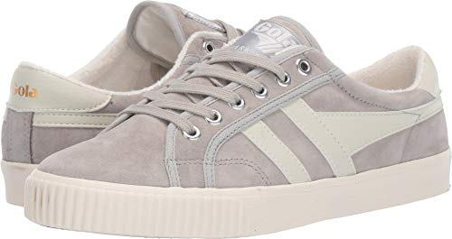 Gola Women's Tennis Mark COX Suede Trainers, Grey (Lt.Grey/O.Wht Gw), 6 (39 ()