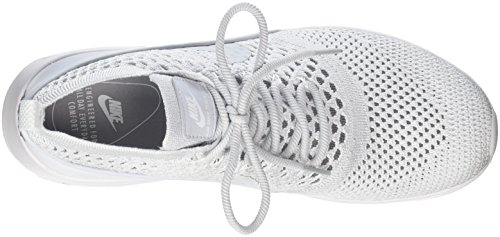 Platinum Pure NIKE White Max Grey Flyknit Thea Platinum Ultra Air Pure Trainers Women's 8r48wP