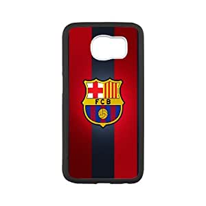 Samsung Galaxy S6 Cell Phone Case White Barcelona JXO Personalized Cell Phone Cases Fashion