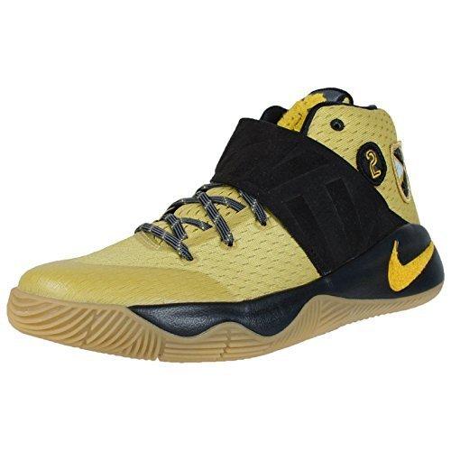 Nike Kids Kyrie 2 AS GS, ALL STAR-CELERY/VARSITY MAIZE-BLACK, Youth Size 6
