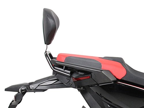 D0RP00, D0RP08 D0RP05 SHAD H0XD77RV Fitting kit for Honda X-ADV 750 17 -The backrest is NOT Included It Should be Bought Separately for Reference Number Black