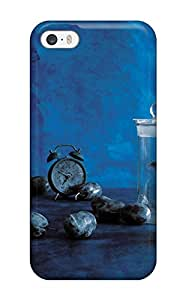 THERESA CALLINAN's Shop Best 8685859K67075733 Blue Fashion Tpu 5/5s Case Cover For Iphone