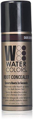 Tressa Watercolors Dark Brown Root Concealer 2 oz. NEW PACKAGING!