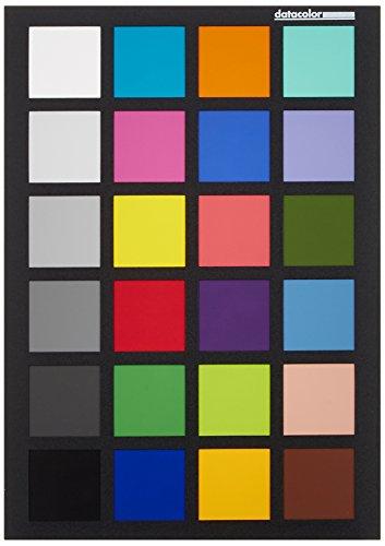 Datacolor SpyderCHECKR 24 컬러 레퍼런스 툴 SCK200 【국내 정규품/메이커 보증이 붙어 있음】