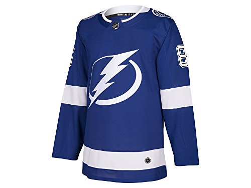 adidas Tampa Bay Lightning Nikita Kucherov Authentic Pro Jersey Blue (52/L)