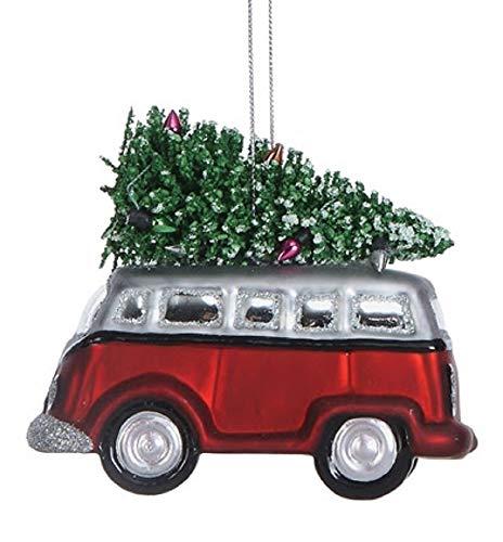 volkswagen camper van ornament - 5