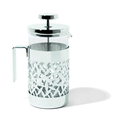 Marta Sansoni Cactus! Press Filter Coffee Maker or Infuser by Alessi by Alessi