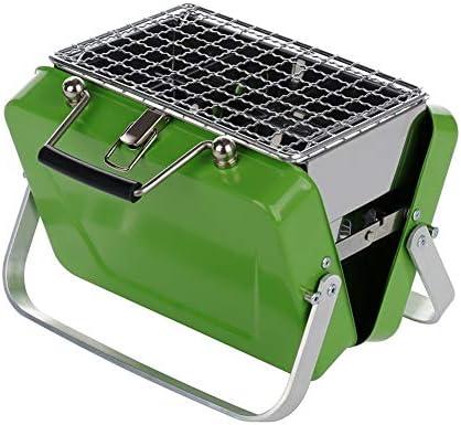Porte-documents de mode Bbq Grill Boîte pliante Portable Bbq Grill Mini accessoires de cuisine