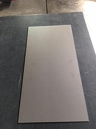 "1//16/"" x 5/"" x 48/"" Stainless Steel Plate .0625/"" 16 gauge 304 SS"