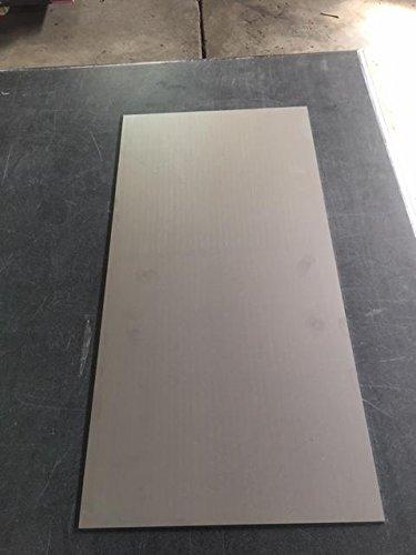 14ga Stainless Steel Plate, 12