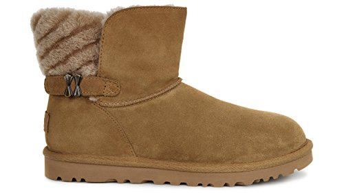 UGG Chestnut Boot Adria Womens Ankle gZqrgY