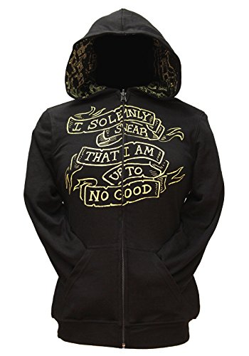 Harry Potter I Solemnly Swear Reversible Hoodie