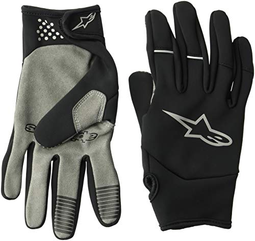 Alpinestars Men's Aspen Wr Pro Glove, Black Mid Gray, Large