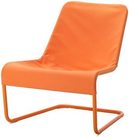 IKEA LOCKSTA Sessel Orange: Amazon.co.uk: Kitchen & Home