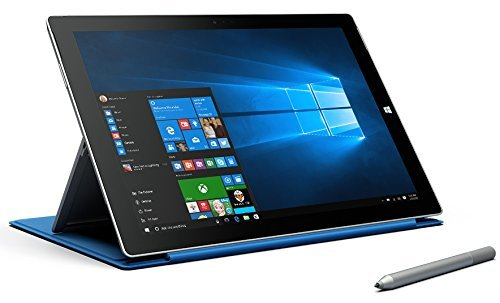 Microsoft Surface Pro 3 512GB WiFi Tablet 12inch Intel Core i7 - Silver - Free Windows 10 Upgrade (Renewed)