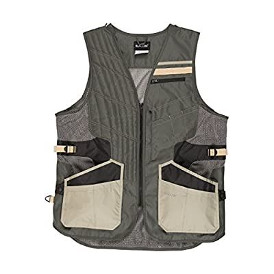 Allen Shot Tech Shooting Vest, Holds 4 Types of Shells