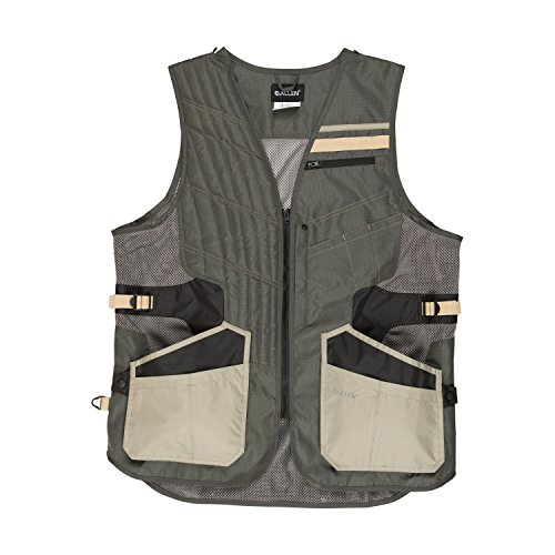 Allen Company Shot Tech Shooting Vest, Holds 4 Types of Shells, X-Large/XX-Large