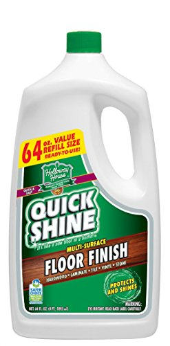 Quick Shine Multi Surface Floor Finish Pack Of 2 64