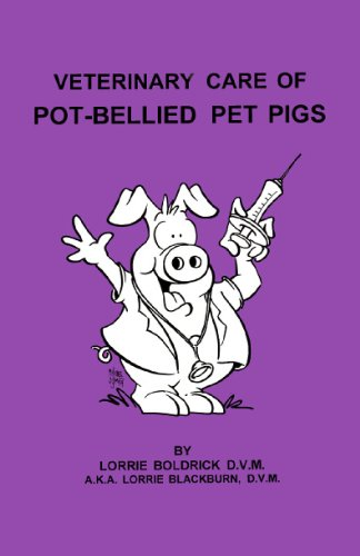 Veterinary Care Of Pot-Bellied Pet Pigs