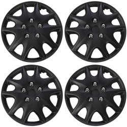 kia rio 15 hubcap - 5