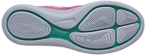 Nike 843765-601, Chaussures de Trail Femme Rose (Pink Blast/White-clear Jade-hyper Turq)