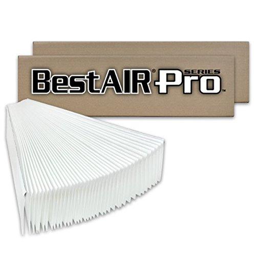 - BestAir Pro SG4PR-2 Space-Gard Filter (Pack of 4)