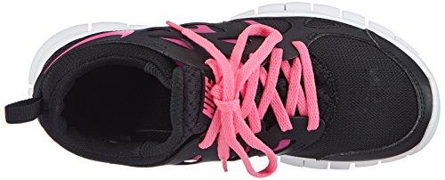 Noir 2 Pow Entrainement Pink Run Nike Fille white 008 GS Black Running Free qXawEv0