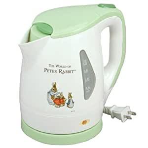 Peter Rabbit electric kettle 1.0L PX-12 601052 by Asahi