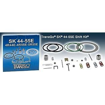 Amazon 5r55w Transgo Shift Kit Valve Body Rebuild Kit Automotive