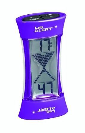 Heathrow Scientific hea24671 Lab alerta digital reloj de arena temporizador/: Amazon.es: Amazon.es