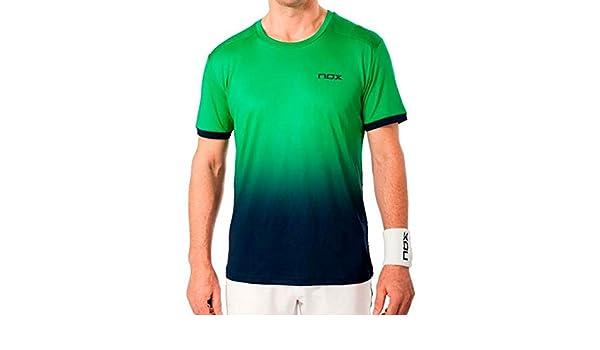 Camiseta NOX Pro Verde (S): Amazon.es: Deportes y aire libre