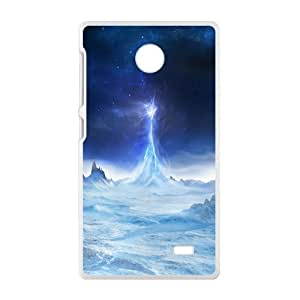 Sea Frozen Phone Case for Nokia Lumia X wangjiang maoyi