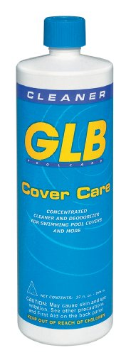 GLB Pool & Spa Products 71004 1-Quart Cover Care Pool Cover Cleaner ()