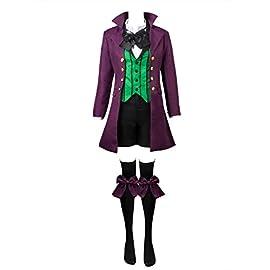 Cosfun Black Butler Kuroshitsuji Alois Trancy Cosplay Custome mp002451