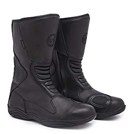 Royal Enfield Long Riding Boot Black EU 41 / UK 7(RRGBOI000001)