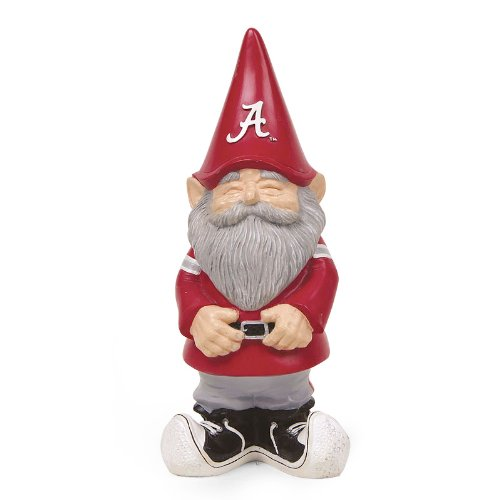 NCAA Alabama Crimson Tide Garden Gnome