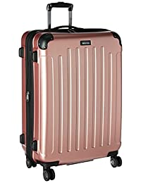 "Kenneth Cole Reaction Renegade 28"" Abs Expandable 8-Wheel Upright, Rose Gold"