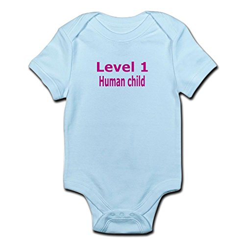 CafePress Wow – Cute Infant Bodysuit Baby Romper