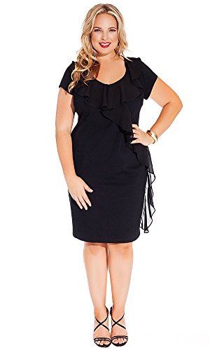 IGIGI Women's Plus Size Vivica Dress 20