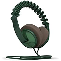 InnoWAVE Plus Green Over the Ear Headphones