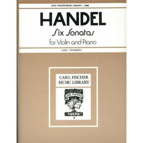 Handel Six Sonatas - 7