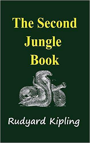 Book The Second Jungle Book