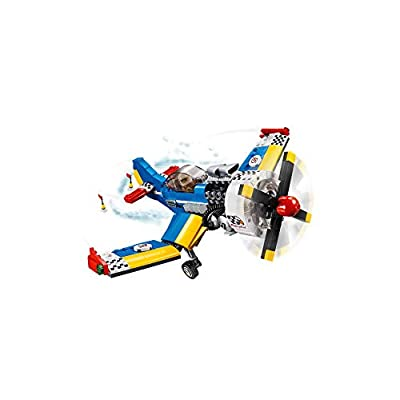 LEGO Creator 3in1 Race Plane 31094 Building Kit (333 Pieces): Toys & Games