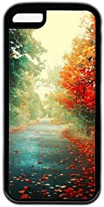 Autumn Road Theme Iphone 5s for you Case