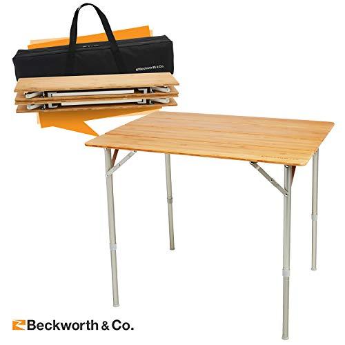 Beckworth Co. SmartFlip Bamboo