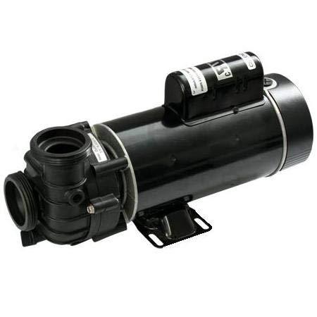 SPAGUTS Sta-Rite Dura-Jet Spa Pump, 3.0HP, 220V, 2-SPD, 2.0 in, DJAAYGB-0104