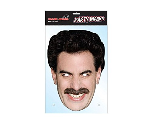 Celebrity Masks - Borat (Borat Costumes)