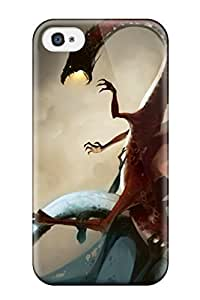 Fashion Design Hard Case Cover/ KphXSIa3906bEIkQ Protector For Iphone 4/4s